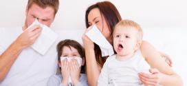 Zima počasi odhaja, respiratorni virusi pa žal še ne